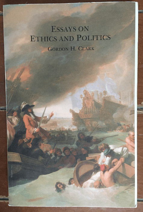 GHC Review 46; Essays on Ethics and Politics