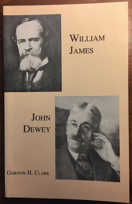 GHC Review 52; William James and John Dewey