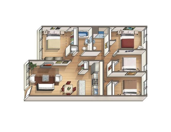Waena Apartments For Honolulu