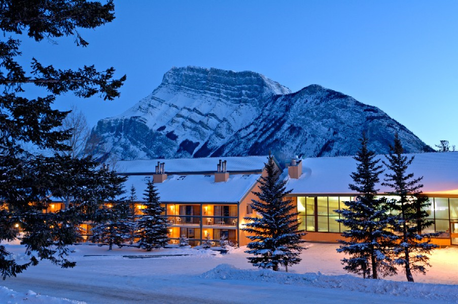 Gallery  Douglas Fir Resort  Chalets Banff Canada