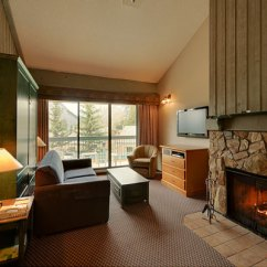 Virtual Kitchen Essentials By Calphalon Loft In Lodge - Douglas Fir Resort & Chalets, Banff Canada