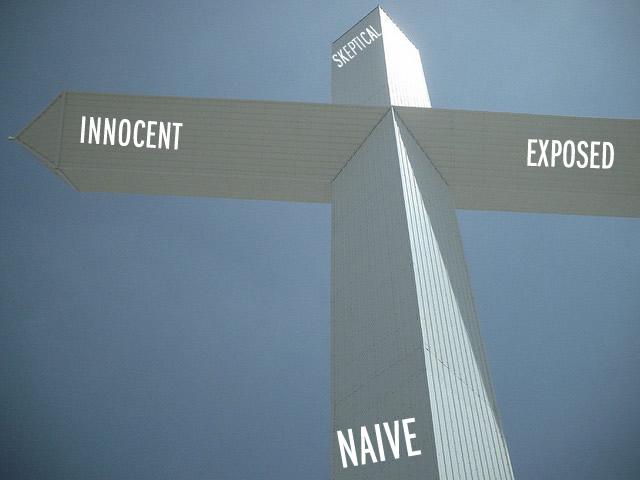 faith at the cross