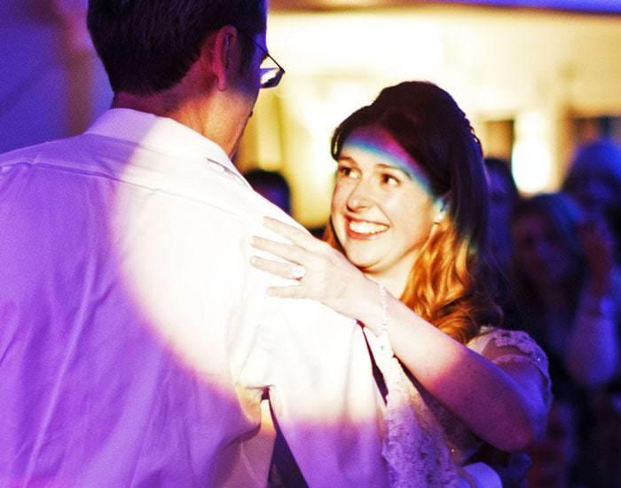 Wedding Photograph Dancing Richmond, London
