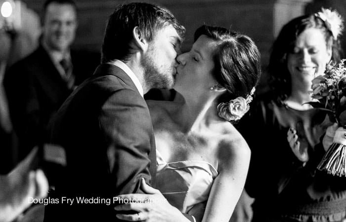 Great Fosters Wedding Photographer Couple