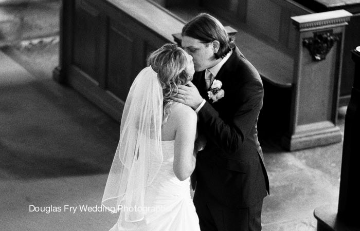 Chelsea Old Church, London - Wedding Photograph