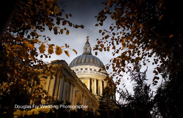 Photograph of St Paul's Cathedral