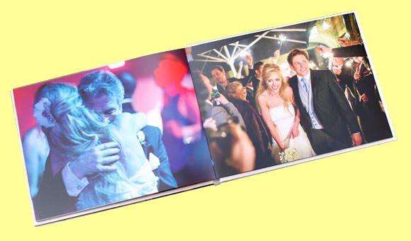 wedding-book of photographs