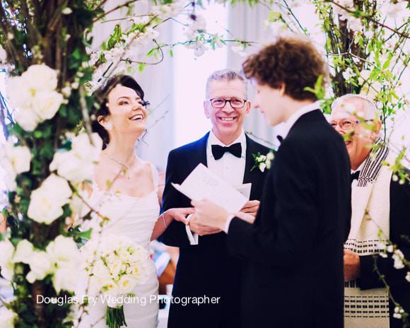 Wedding  Ceremony at Manadarin