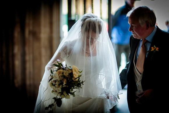 Processing Wedding Photo