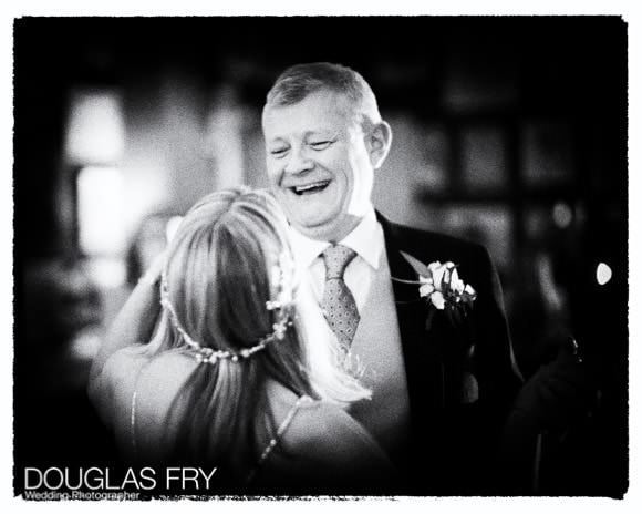 First dance photographed at Savile Club wedding in London