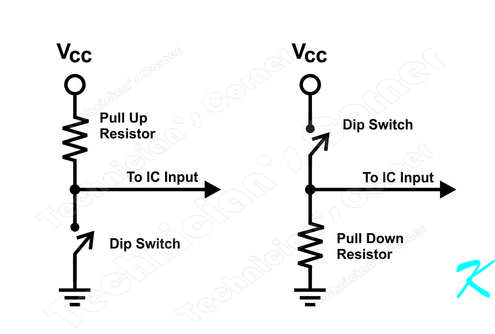 What are Pull-Up or Pull-Down Resistors?