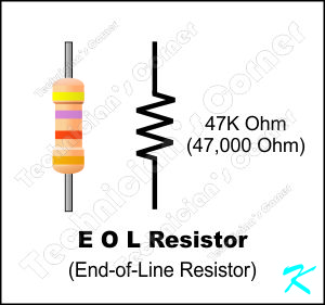 resistor circuit diagram badland winches 5000 lb wiring eol what makes the so important 19