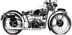 Douglas Motor Cycles Repro Books