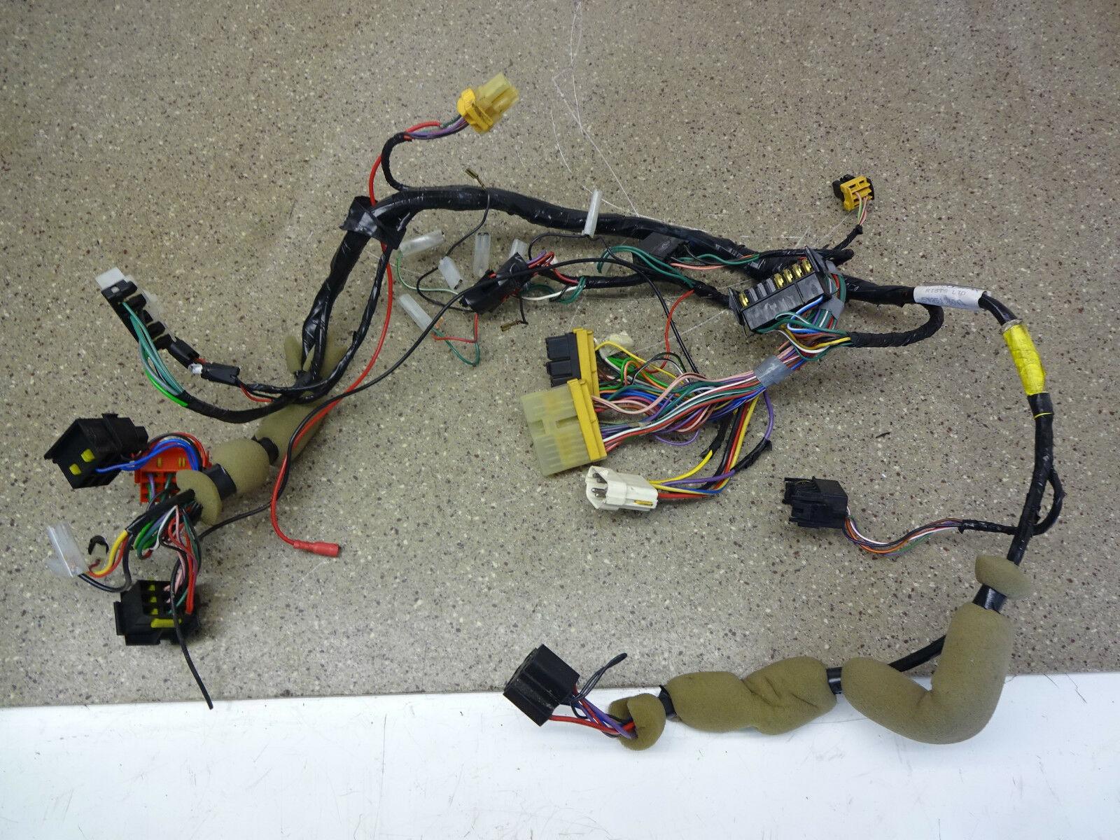 hight resolution of lotus elan m100 dashboard wiring harness c100m0002f m100 dashboard wiring harness