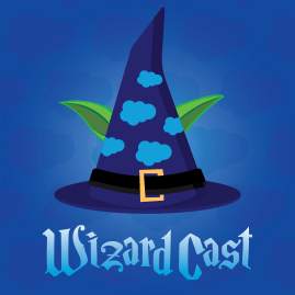 Wizardcast Podcast Logo