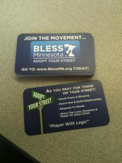 blessmn cards