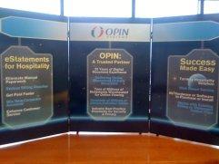 opin galaxy tradeshow
