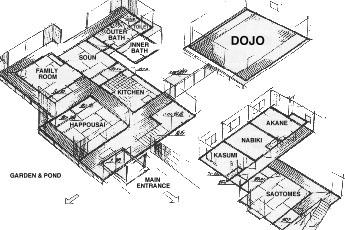 Ranma 1/2: Tendo House