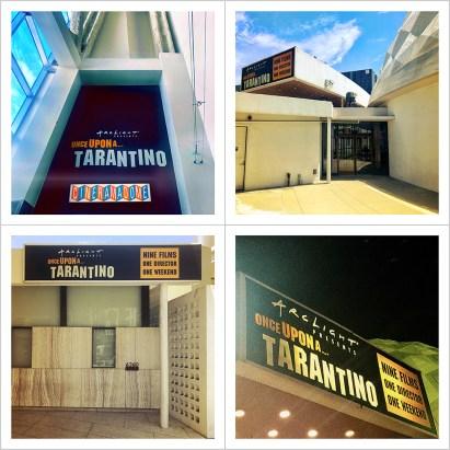 ArcLight Cinemas Presents: Once Upon a... TARANTINO - (@damgr8 Instagram pics)