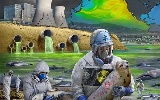 Fukushima: the Extinction-Level Event that no one is Talking About
