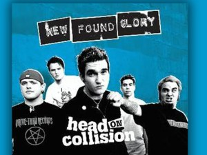 New Found Glory 'Head On Collision'