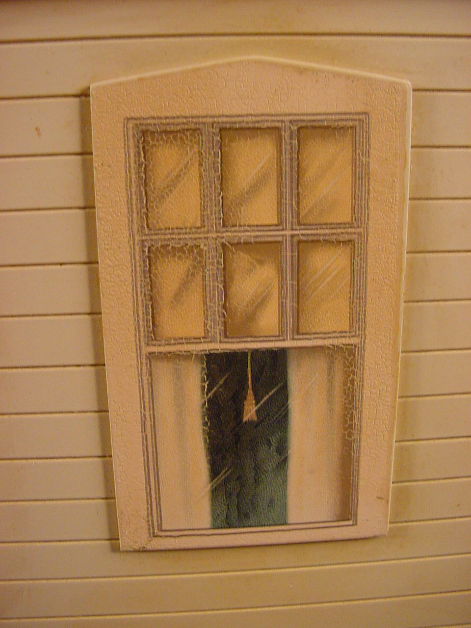 American Cabinet Co Dollhouse Dental Cabinet