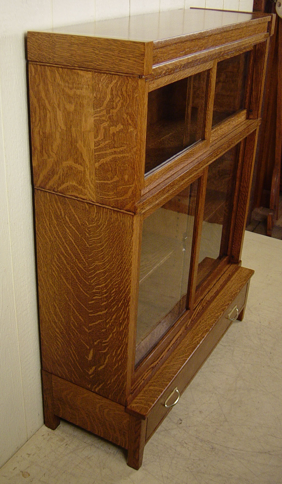 Oak Danner Bookcase