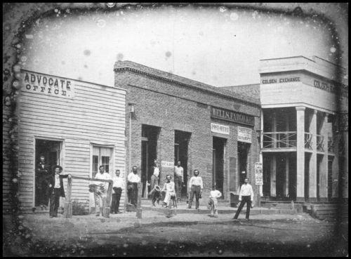 Diiamond Springs - 1854