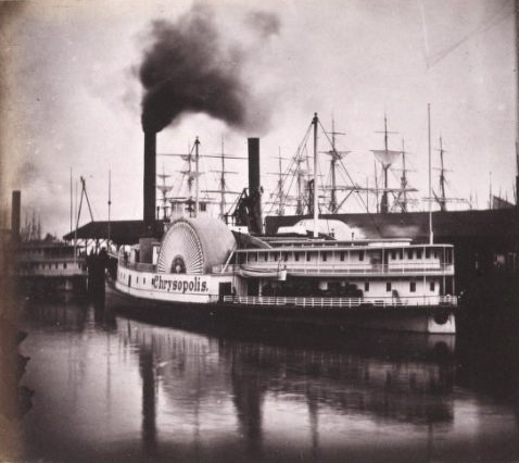 Steamboat Chrysopolis