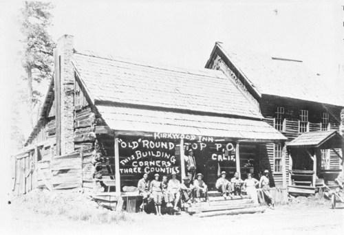 Kirkwood Inn - 1940