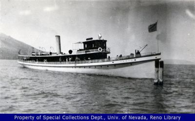Steamer Tahoe at Tallac