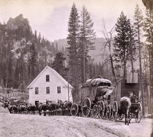 Webster Station and Sugarloaf c:1866