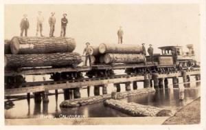 Lumber Pier at Bijou