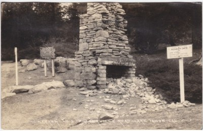 Remains of Georgetown Junction - 1940s