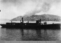 Steamer Meteor - 1892