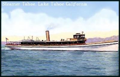Steamer Tahoe