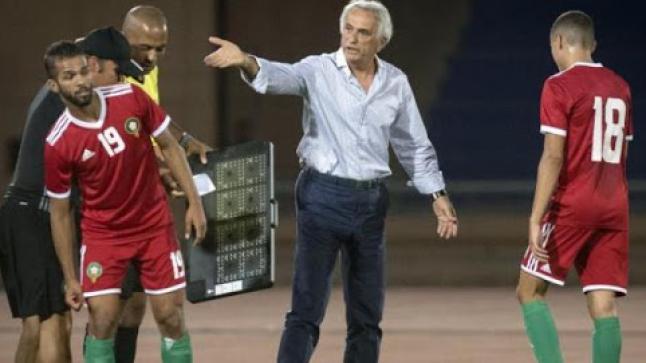 المنتخب المغربي لكرة القدم يتأهل رسميا الى الدور الاقصائي لكاس العالم قطر 2022