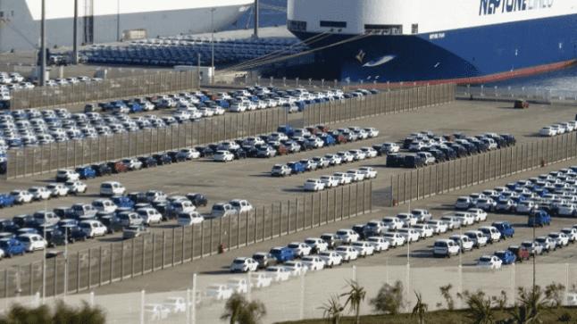 قيمة صادرات المغرب من السيارات بلغت 15,74 مليار درهم برسم الشهرين الأولين من سنة 2021