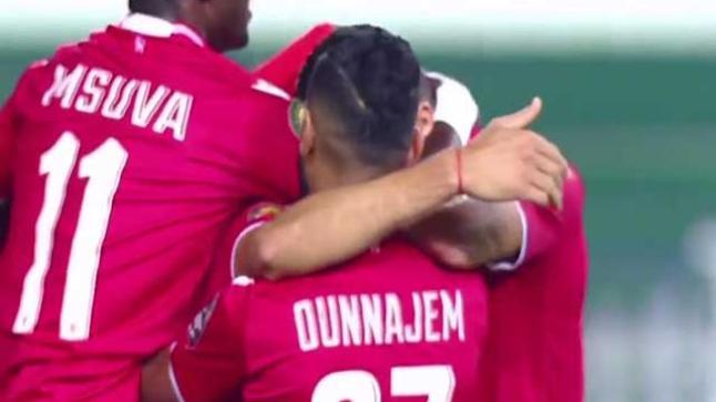 الوداد يحسم لقب البطولة لصالحه بعد فوزه على فريق مولودية وجدة
