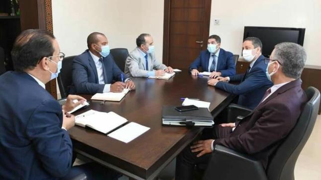 التنسيق النقابي الثلاثي يصدر بلاغا اخباريا حول اللقاء الحواري مع وزير التربية الوطنية