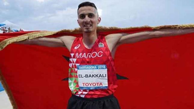 سفيان البقالي يتوج بذهبية سباق 3000م موانع بطوكيو