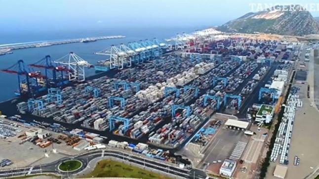 لماذا يثير ميناء طنجة المتوسطي قلق الإسبان