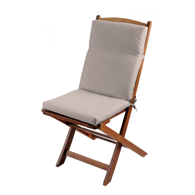 coussin de fauteuil special exterieur 90 x 40 cm sunny differents coloris