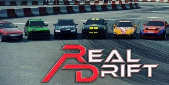 Real Drift Car Racing APK Mod