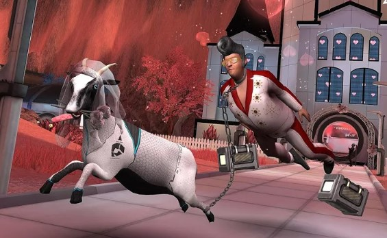 goat simulator waste of space apk obb