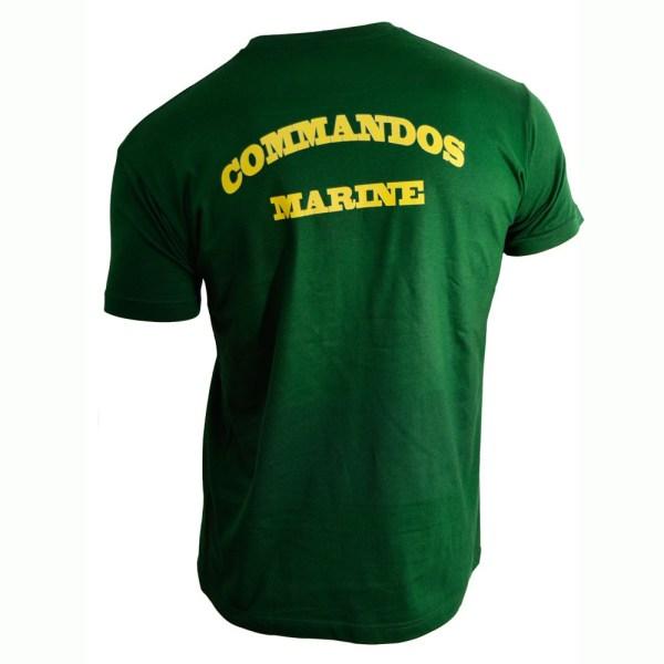 Tee Shirt Commando Marine - Doursoux
