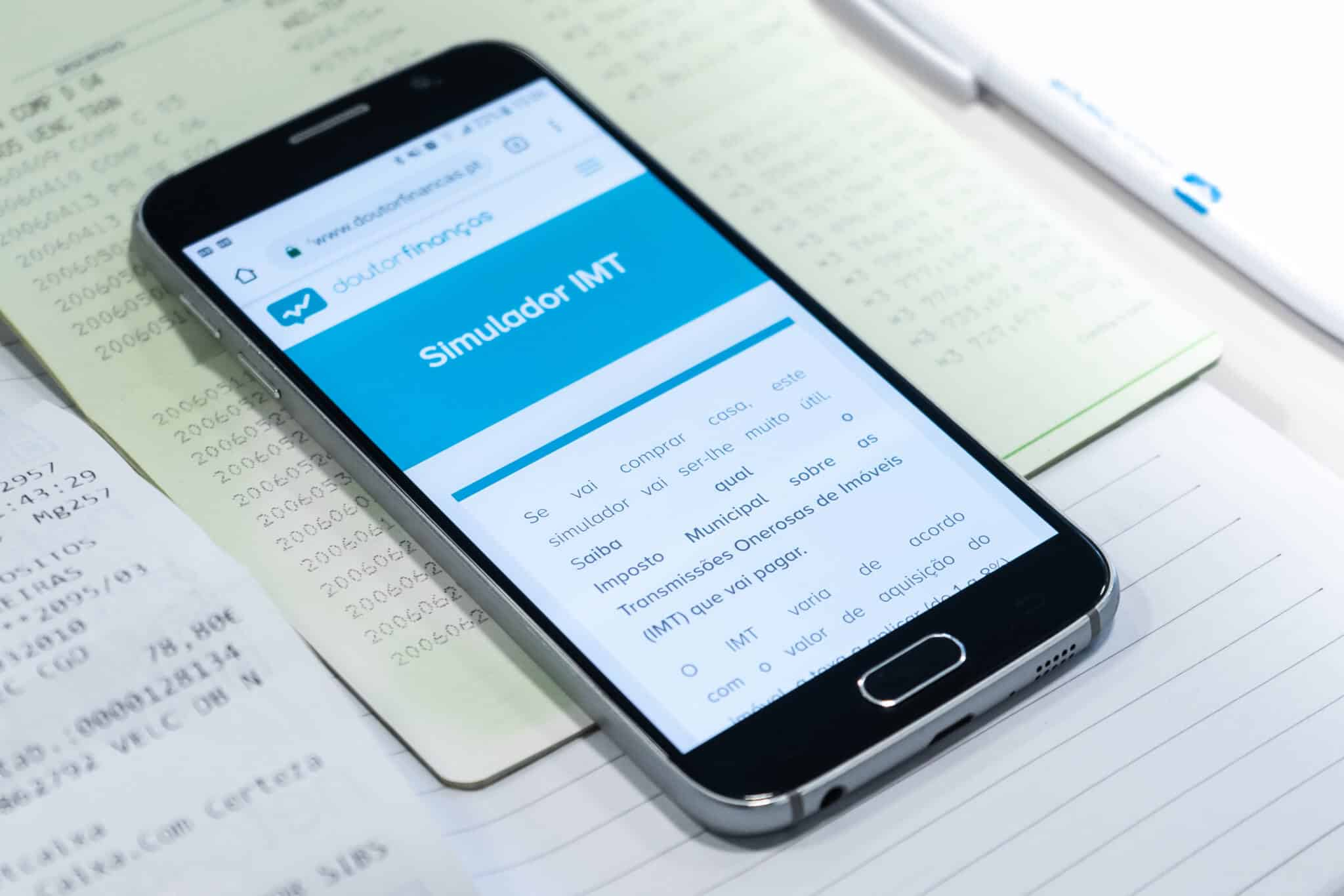 Simulador de IMT. Nova ferramenta Doutor Finanças