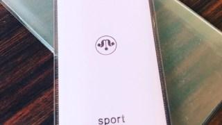 スポーツネイルの姉妹品、新発売の『スポーツスキン』が入荷!