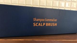 シャンプーソムリエが作ったスカルプブラシ