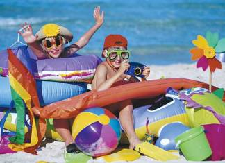 bambini-spiaggia